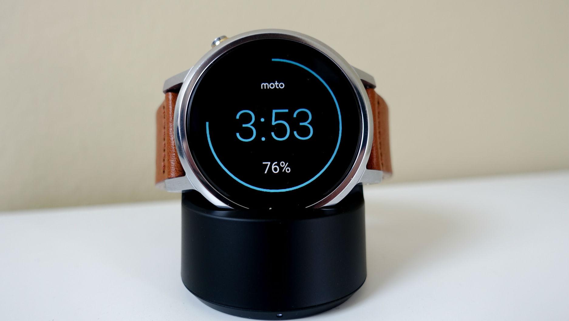 إزالة الجيل الثاني من ساعة Moto 360 من واجهة متجر قوقل