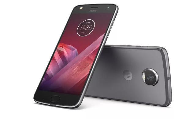 Motorola announces the Z2 Play
