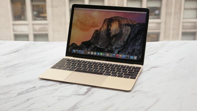 New MacBook -2015