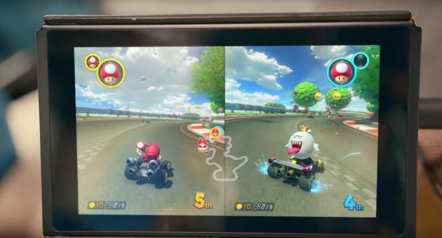 الألعاب المرتقبة جهاز Nintendo Switch Nintendo-Switch-game