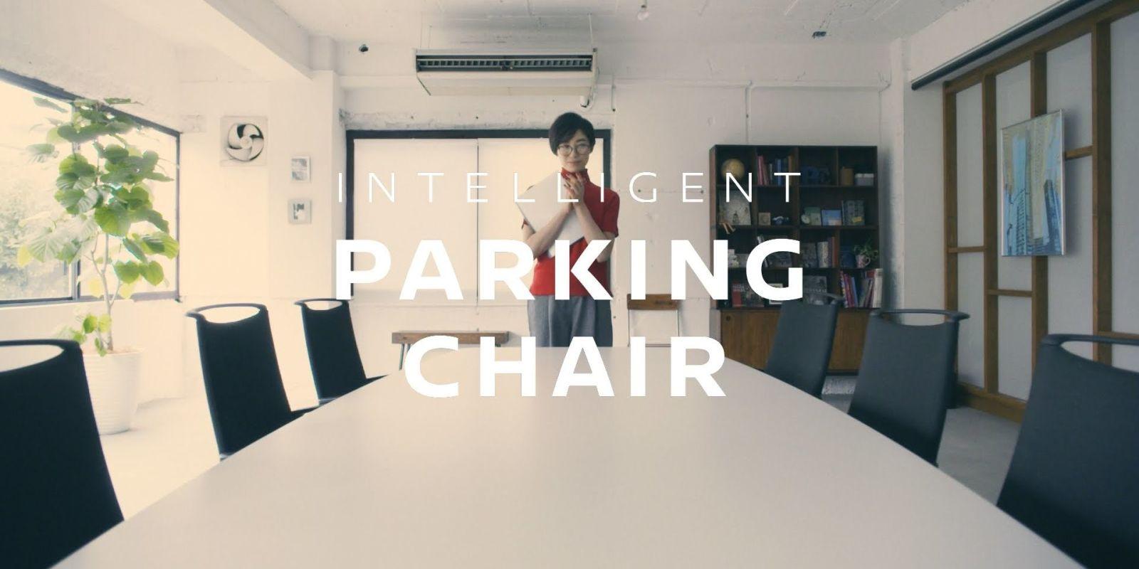 Nissan- self-parking office chair