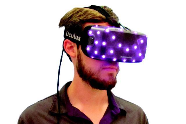 Oculus rift - LEDs