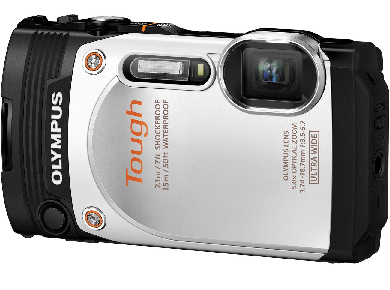 Olympus -Tough TG-860