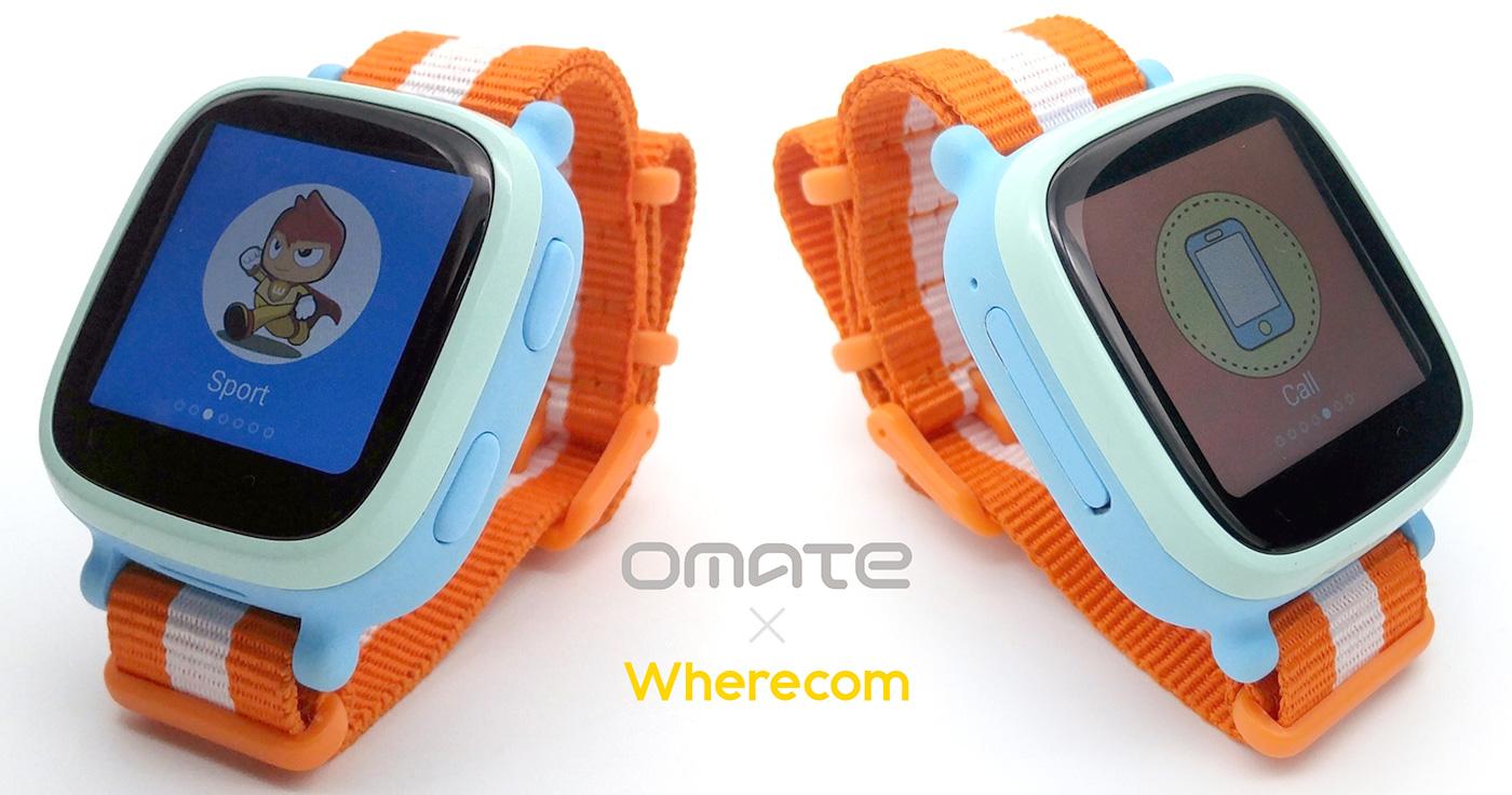 Omate-Wherecom-K3