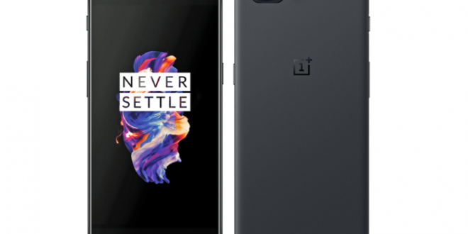 OnePlus 5 is the fastest selling OnePlus device