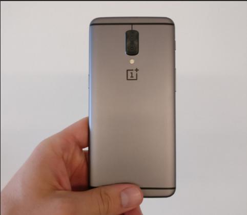OnePlus 5 prototype