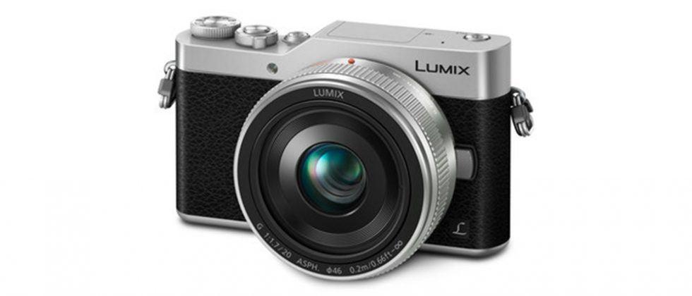 Panasonic-LUMIX GX850