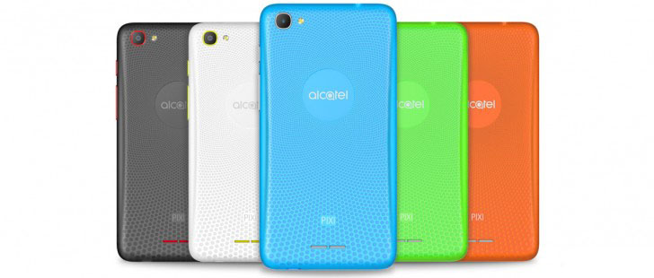 Pixi 4 Plus Power أحدث هواتف Alcatel التي تنطلق إلى الأسواق قريباً