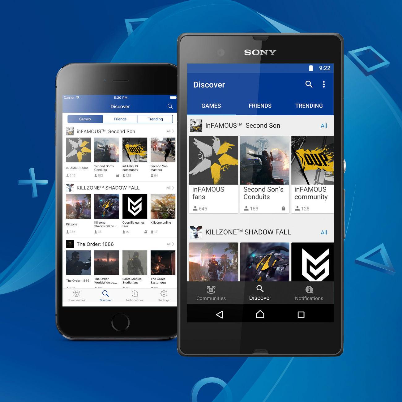 سوني تطلق تطبيق PlayStation Communities لدعم التواصل بين اللاعبين - التقنية بلا حدود