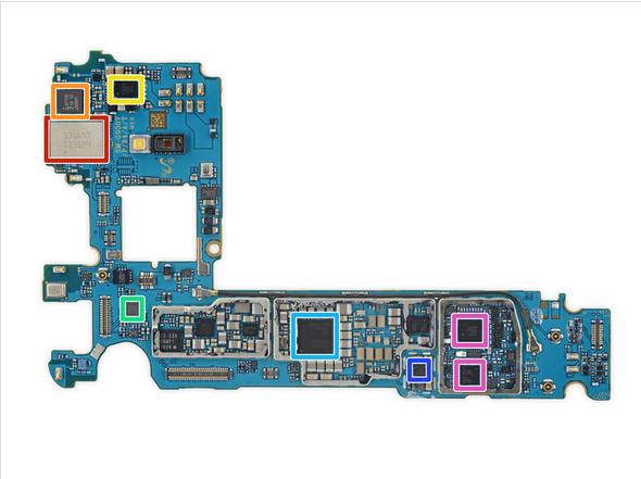 Samsung Galaxy S7 Teardown 11