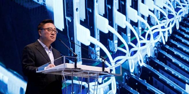 Samsung- president-Koh-Dong-jin