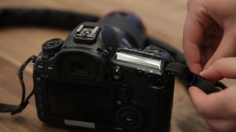 Setup tips- new camera