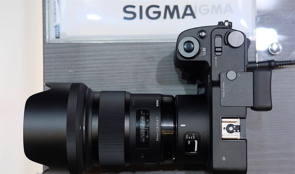 Sigma -SD Quattro