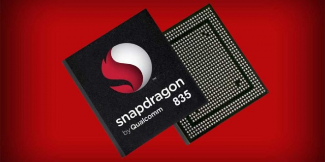 Snapdragon 835 chipset