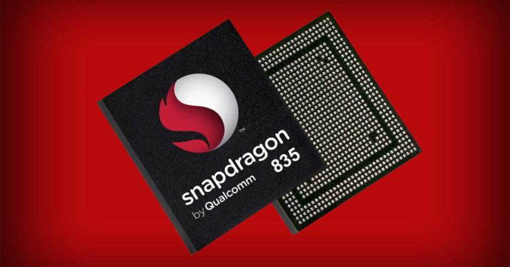 Snapdragon 835 chipset