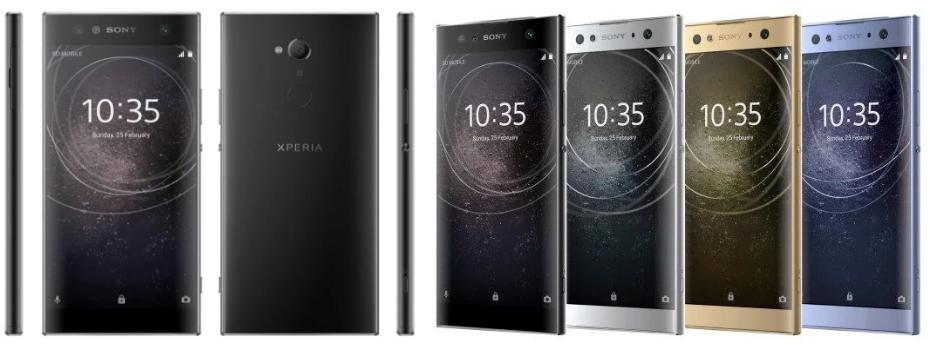 تسريبات المتوسطة Ultra 2018 #CES2018 Sony-Xperia-XA2-Ultr
