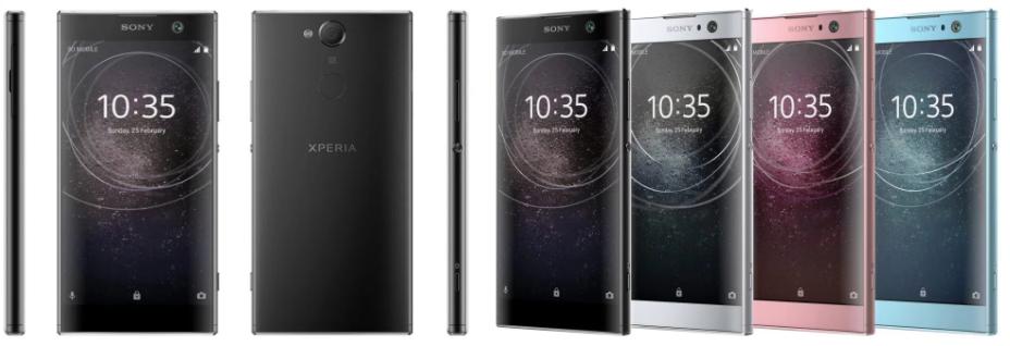 تسريبات المتوسطة Ultra 2018 #CES2018 Sony-Xperia-XA2.png