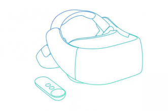 Standalone Google VR headsets