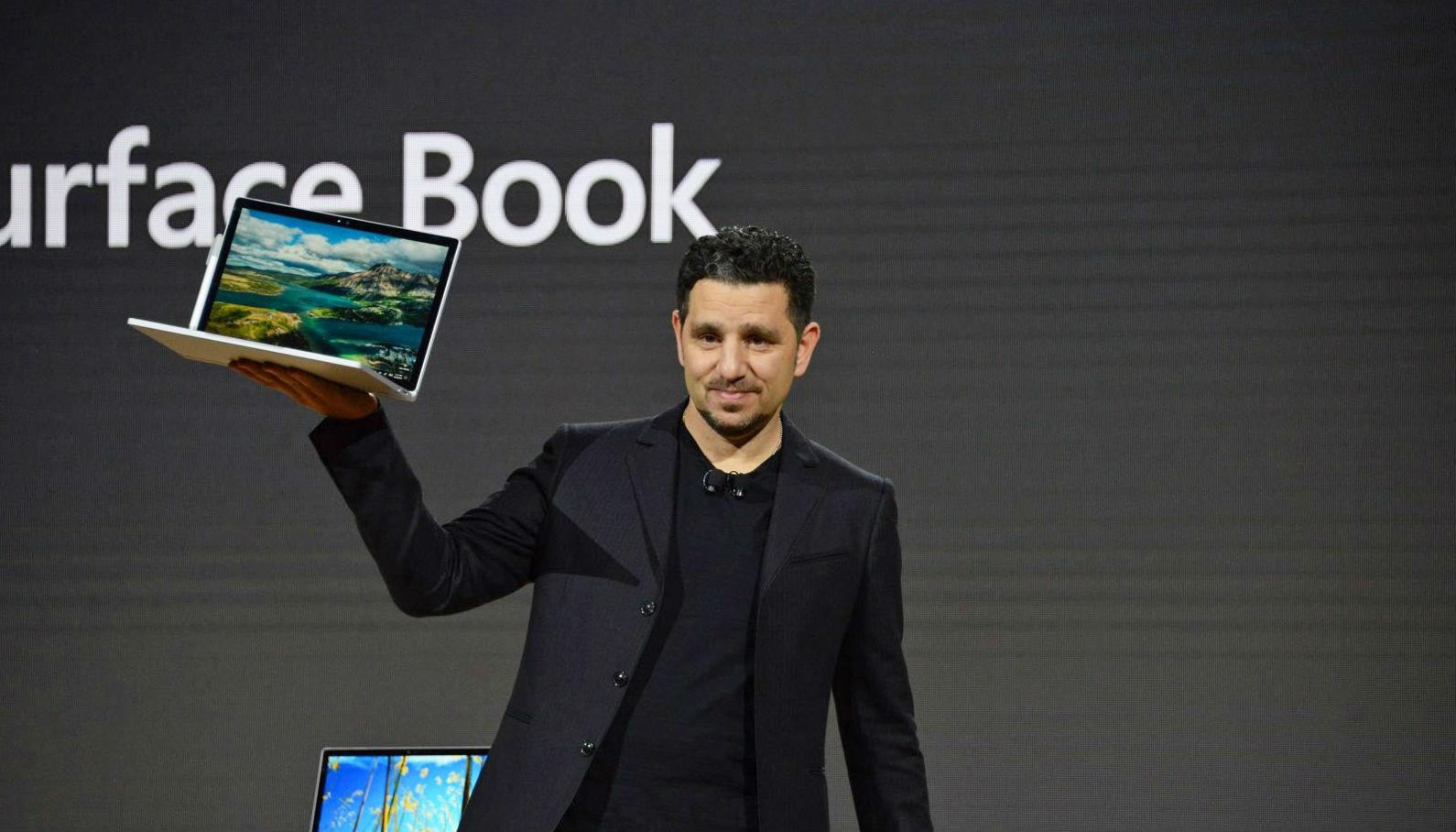 Surface Book i7 أحدث أجهزة الحاسبات المتحولة من مايكروسوفت بسعر 2399$