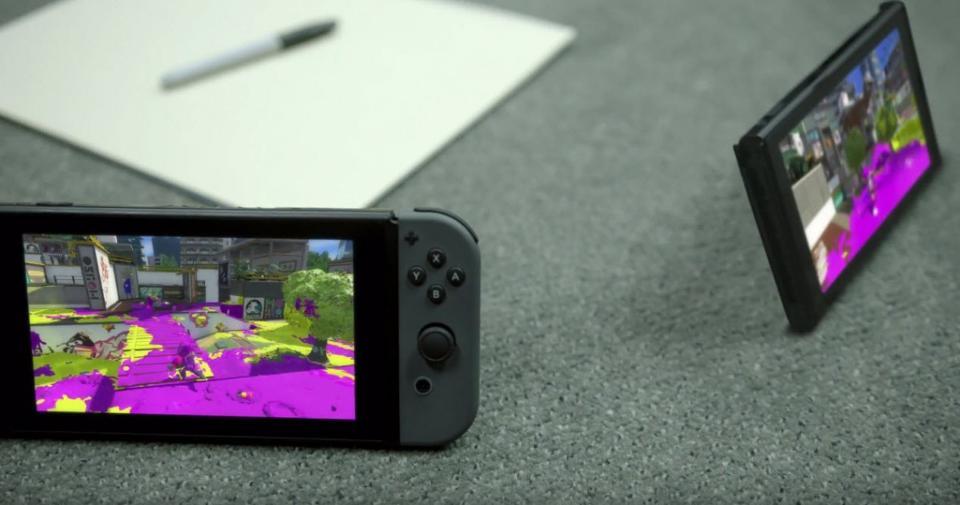جهاز ألعاب Nintendo الجديد Switch لا يتوافق مع ألعاب 3DS أو Wii U
