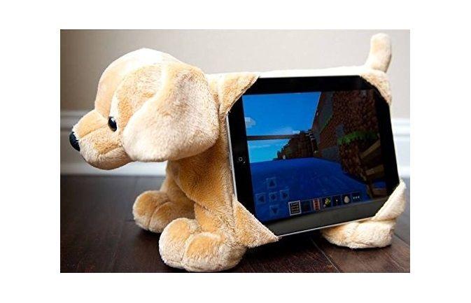 Tabbeez Stuffed Animal Tablet Stand