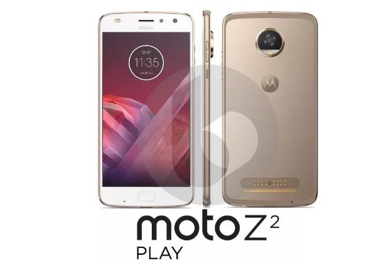 The Moto Z2 Play