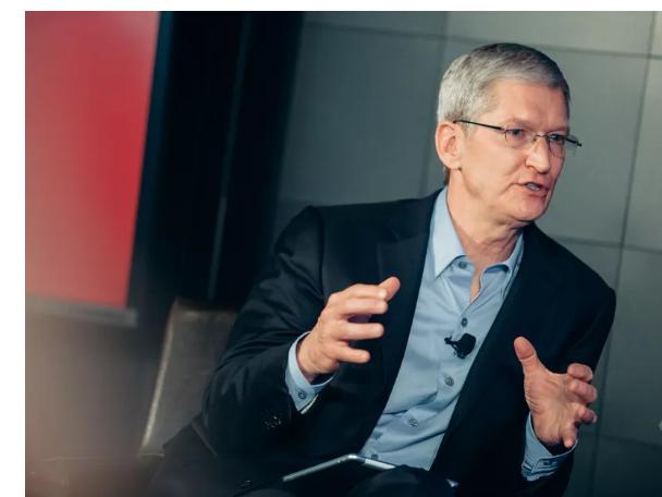 Tim Cook suggests Apple is building autonomous systems