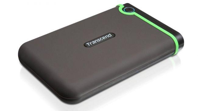 Transcend- StoreJet 25M3