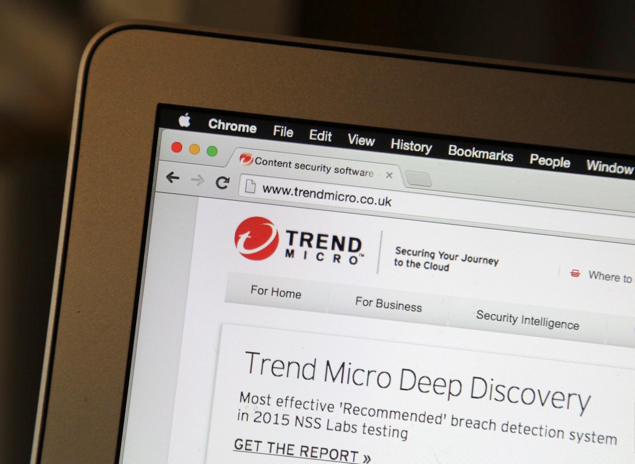 Trend Micro-Anti virus-software