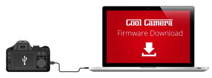 Update -camera- firmware