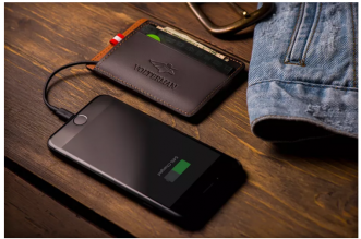 Volterman new smart wallet project on Indiegogo