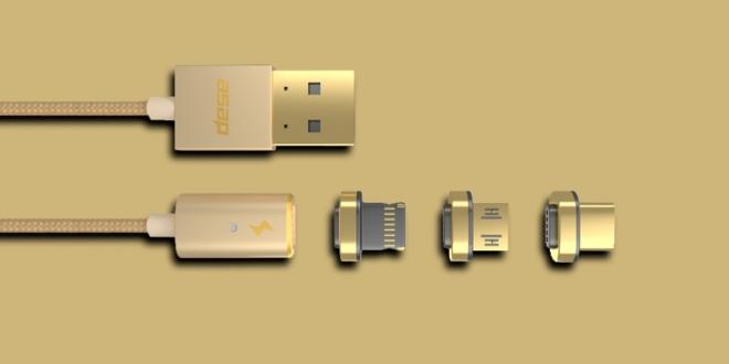 ASAP X موصل USB يتوافق في العمل مع أي هاتف