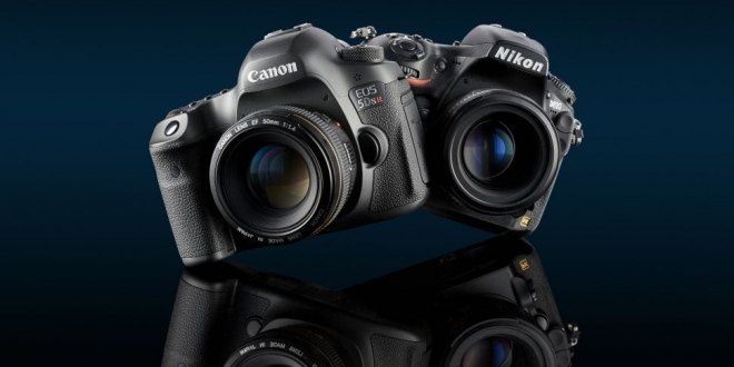 best full-frame DSLRs - 2017
