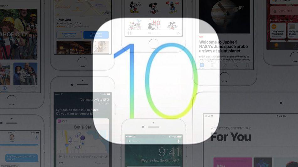 الآن تحديث iOS 10.1 متوفر للتحميل على أجهزة الأيباد وهواتف الأيفون