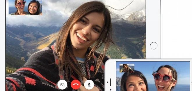iOS 11- group FaceTime video calls