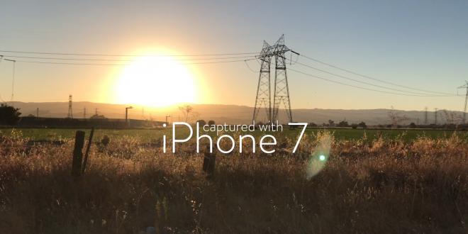 iphone 7 4k camera test
