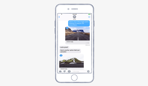 imessage integration