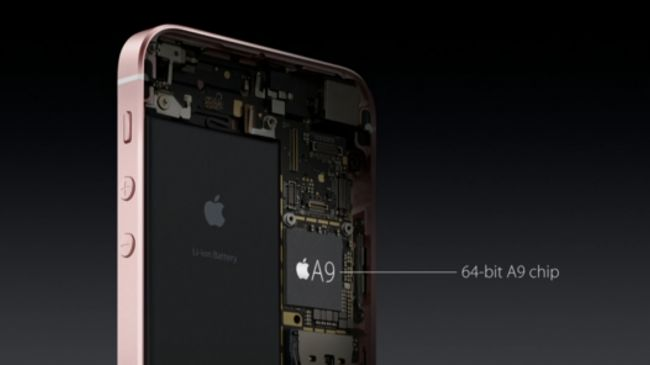 iphone se Apple A9