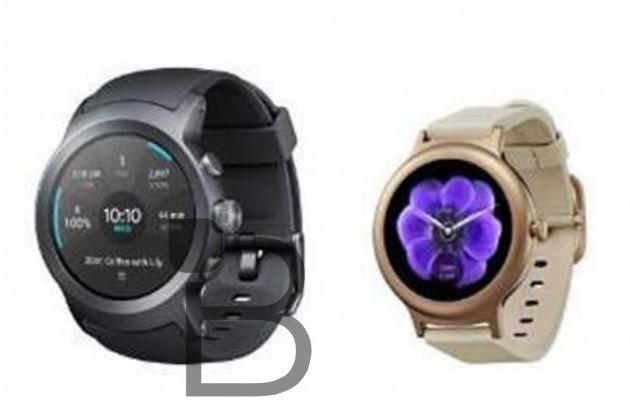 تسريبات مصورة لساعات LG المرتقبة بنظام Android Wear 2.0