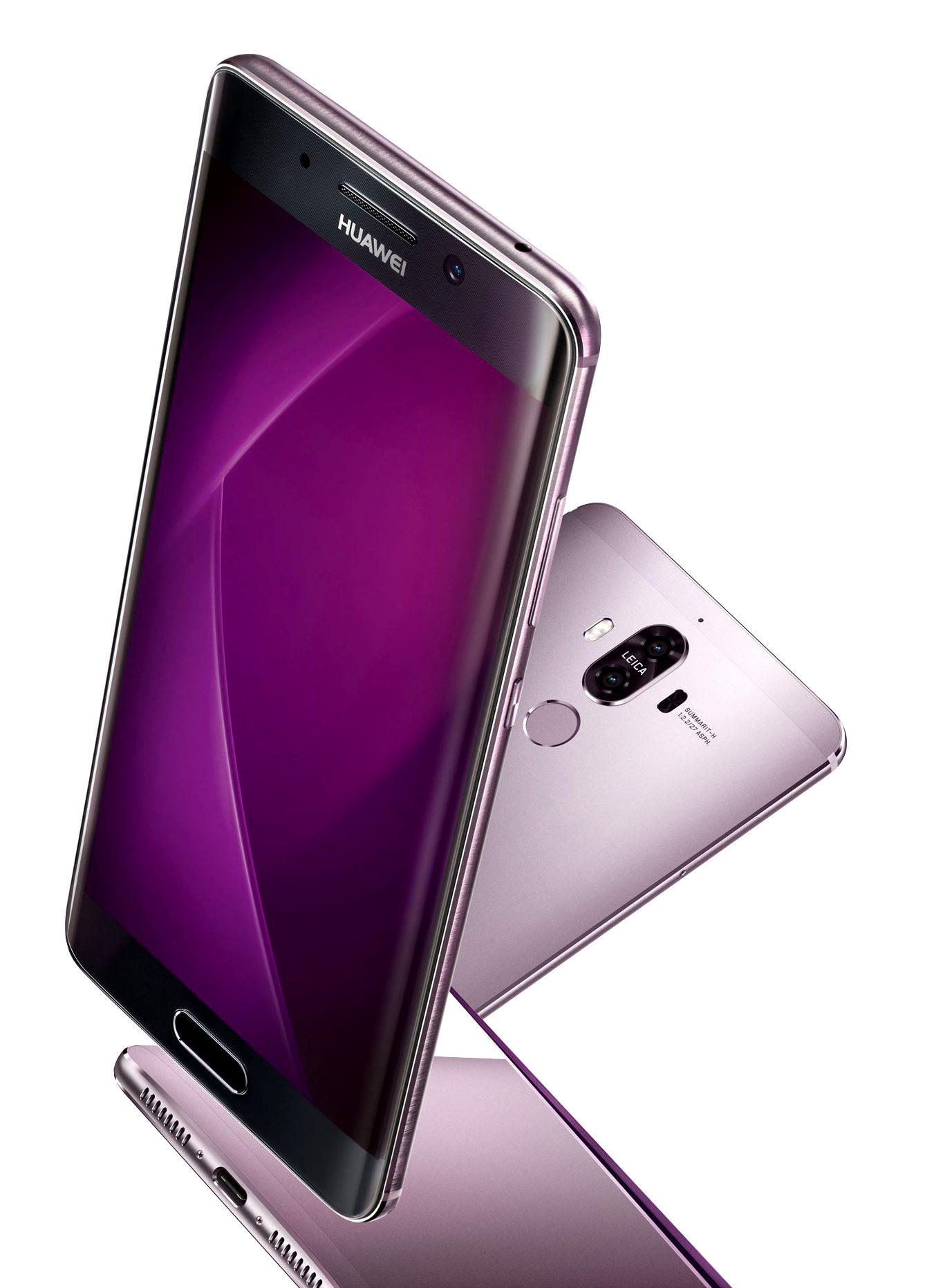 تسريبات: هاتف Mate 9 Pro من هواوي يدعم تكبير بصري 4X