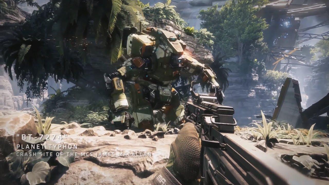 titanfall2 single play