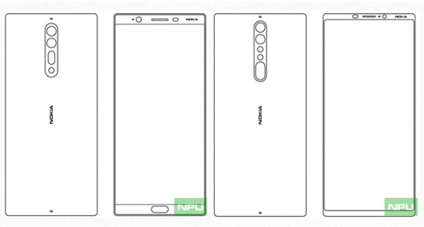 nokia 8 and 0