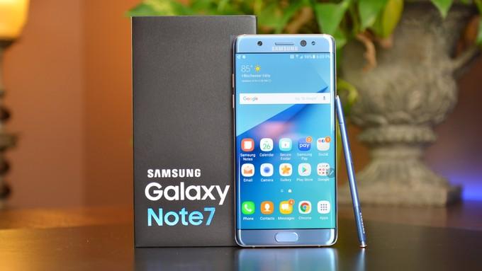 سامسونج تكشف عن السبب الرئيسي لحوادث Note 7 في 23 من يناير
