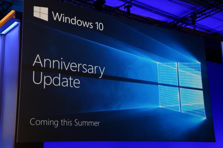 Windows Anniversary