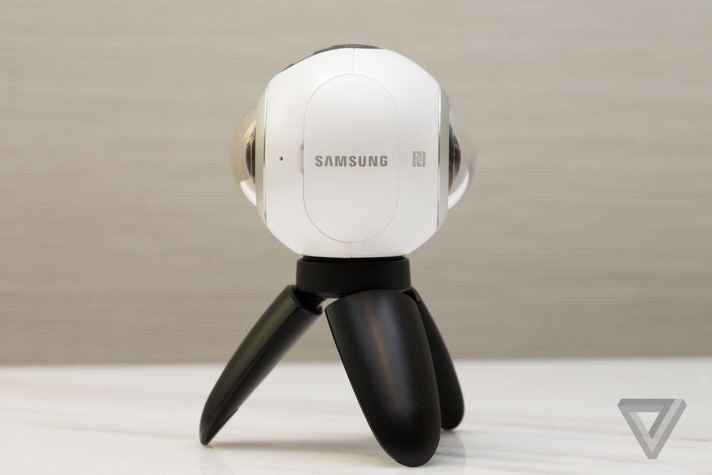 samsung gear 360 tripod