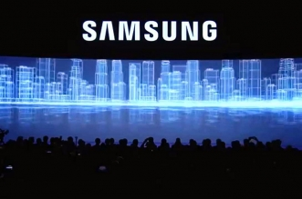 samsung press conference event