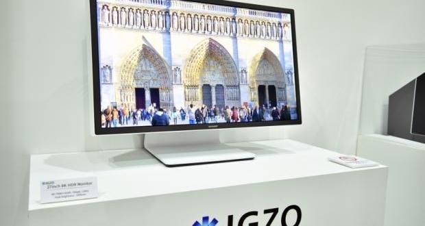 sharp 8k monitor 120hz refresh 2
