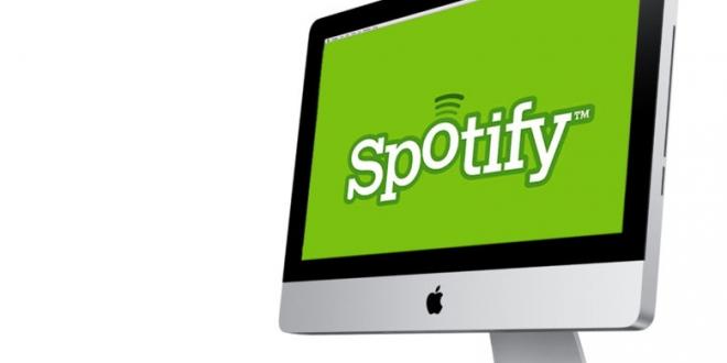 تقرير:رصد كتابة Spotify لكم كبير من البيانات على الأقراص الصلبة للحاسب