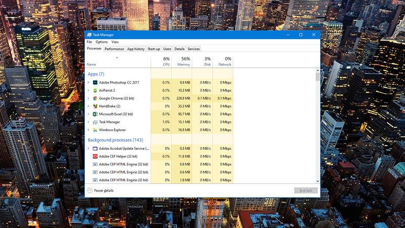 كيفية تحديد سبب الآداء البطيء في أجهزة الحاسب