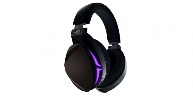 strix fusion headset can blink in sync with others